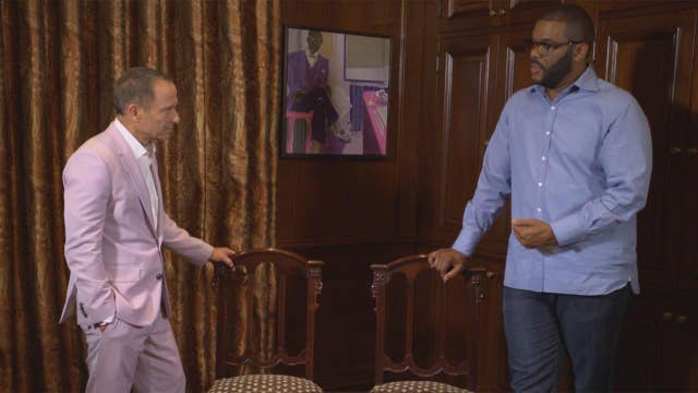 'OBJECTified' preview: Tyler Perry on prized possessions