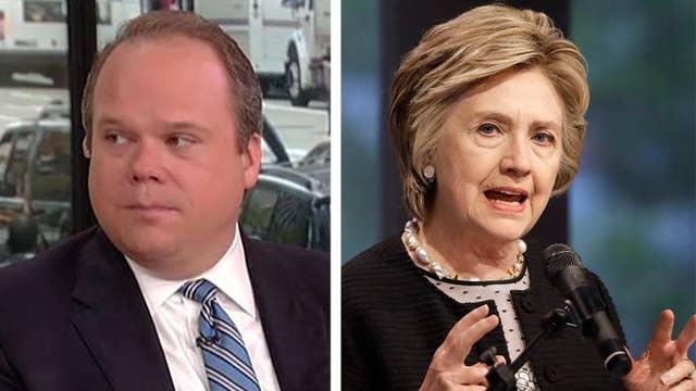 Stirewalt: Clinton was bad at using her gender, overused it