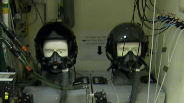 Inside the investigation into oxygen problems in Navy jets