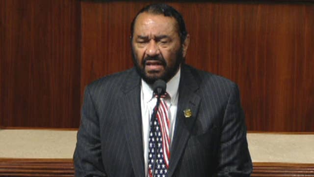 Rep. Green introduces articles of impeachment against Trump