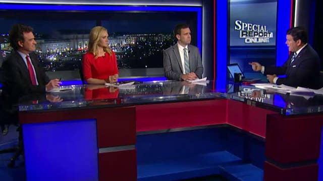 President Trump's pushback against NBC