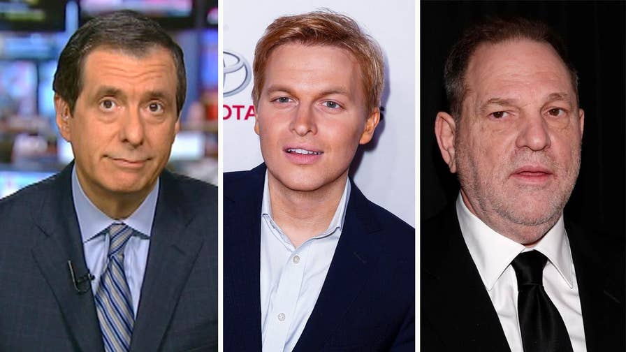 'MediaBuzz' host Howard Kurtz weighs in on Ronan Farrow's major Harvey Weinstein scoop in The New Yorker and why NBC execs passed on running his story themselves.