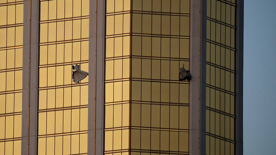 MGM Resorts disputes police timeline of Las Vegas shooting