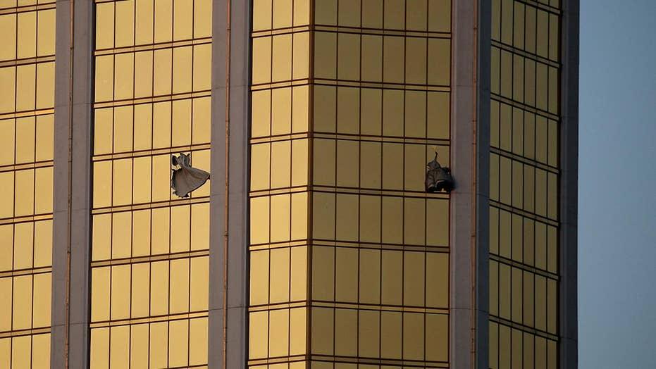MGM Resorts disputes police timeline of Las Vegas shooting