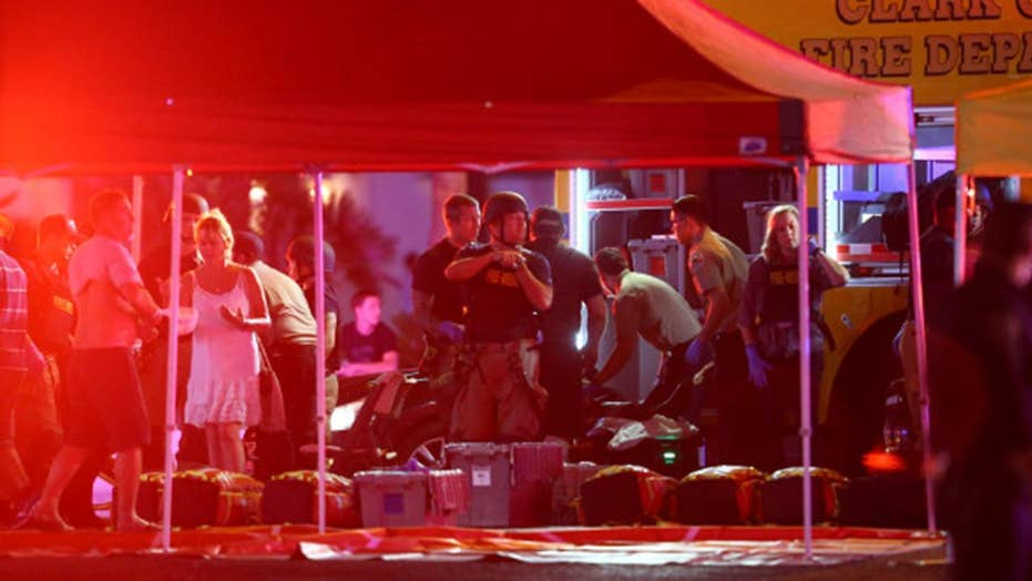 Las Vegas shooting victim sues MGM, Mandalay Bay