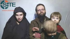 U.S. citizen Caitlan Coleman, her Canadian husband, Joshua Boyle, and their three children were released in Pakistan earlier this month after spending five years held by the militant Haqqani network.