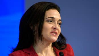 Sheryl Sandberg addresses the ad scandal.