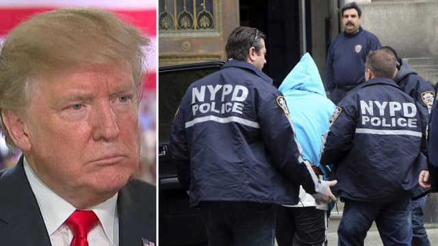 Trump: Minorities want police protection more than anybody