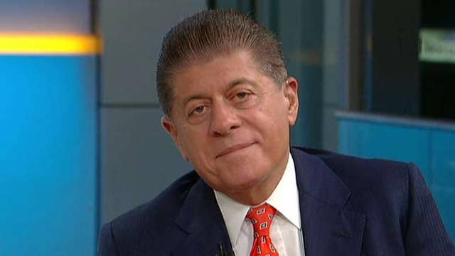 Judge Napolitano on NBC rejecting the Weinstein story