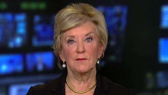 Linda McMahon on protecting small businesses