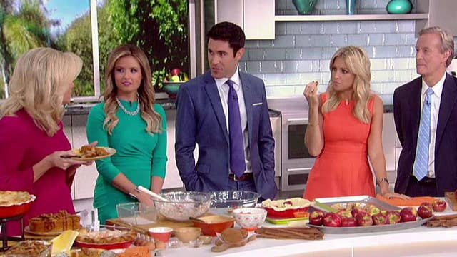 After the Show Show: 'Fox & Friends First' bake off