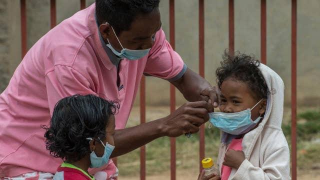What is pneumonic plague?