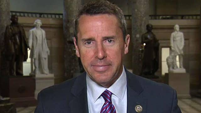 Rep. Mark Walker talks offsetting disaster relief costs