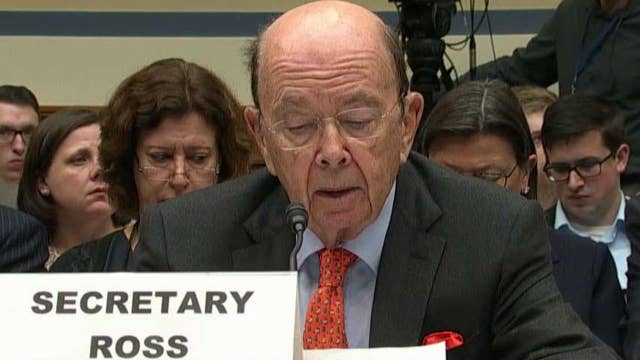 Commerce secretary says 2020 census needs more funds