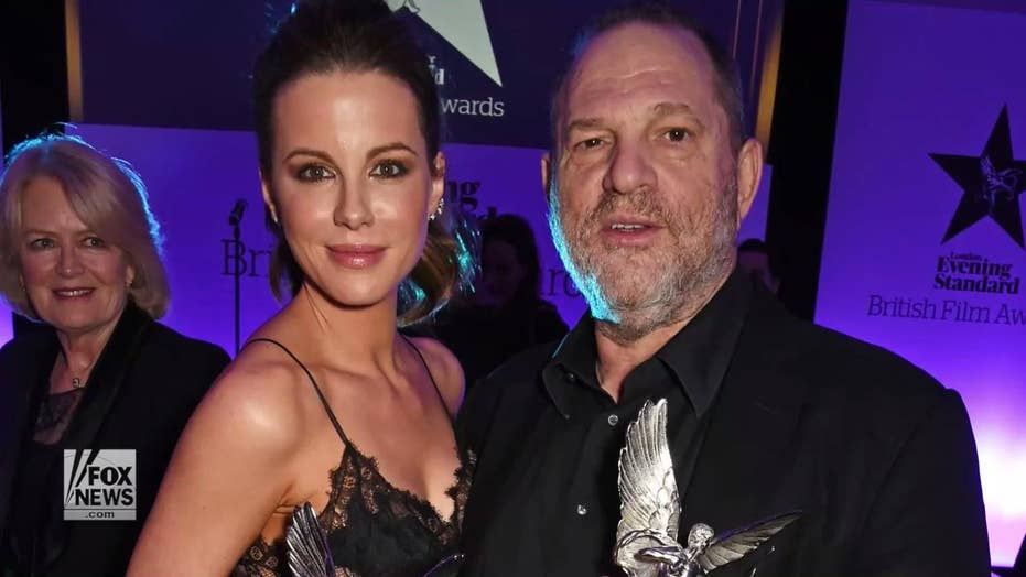 Kate Beckinsale: Harvey Weinstein sexually harassed me at 17