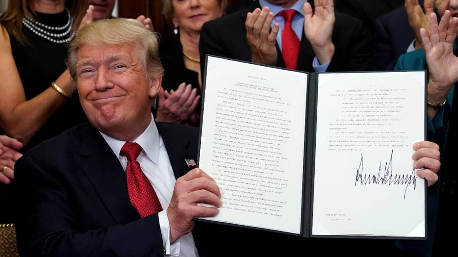 President Trump's health care executive order: What's in it?
