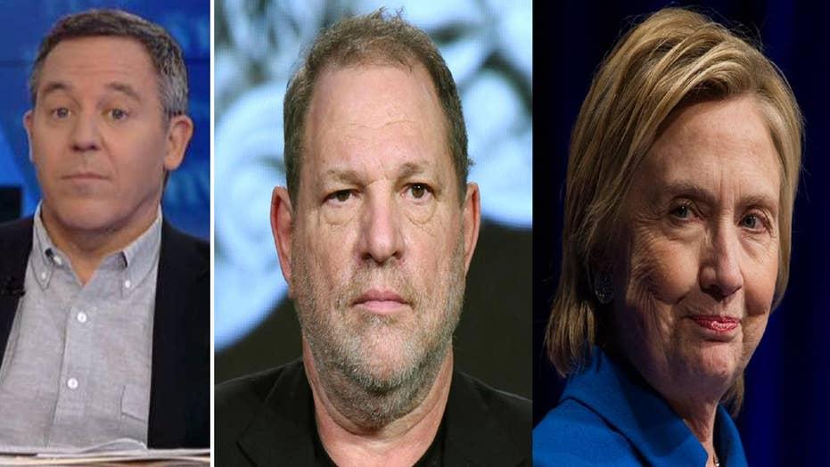 Gutfeld: Hillary, Harvey and Hollywood