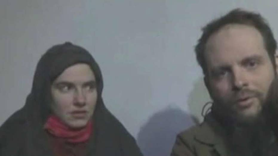 Freed hostages refuse to board US military plan