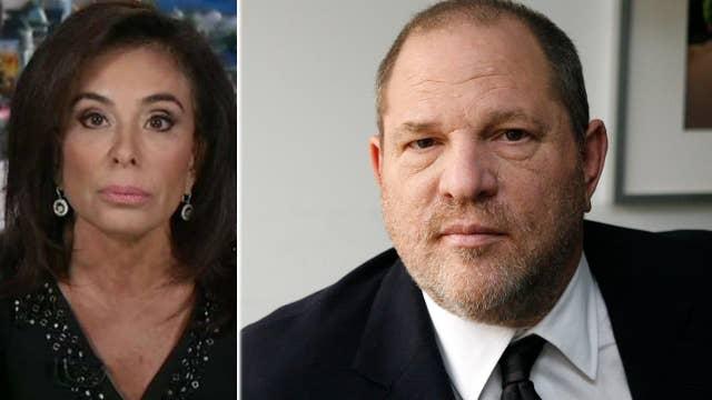 Judge Jeanine: Weinstein is serial predator