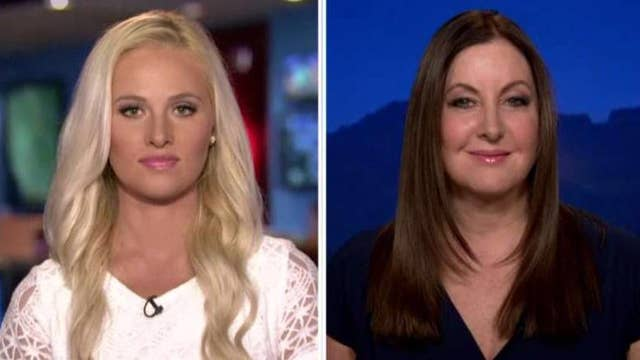 Tomi Lahren: The left is not pro-woman, just anti-Trump