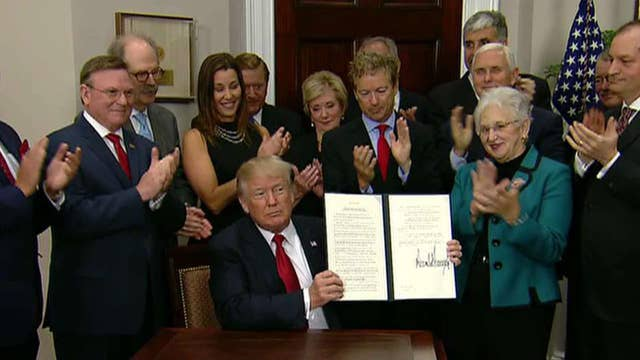 President Trump to end ObamaCare subsidies
