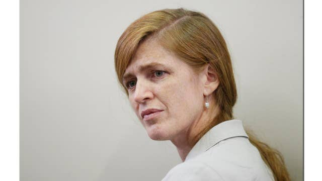 Who is Samantha Power?