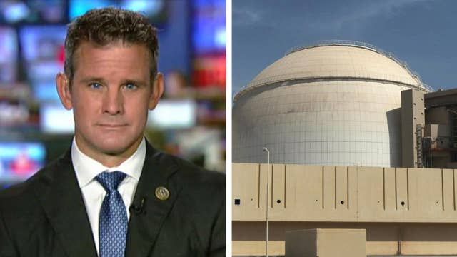 Rep. Kinzinger on Iran deal: We have time, but must act