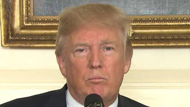 Trump: We cannot and will not make Iran certification