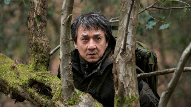Jackie Chan takes aim at box office's top spot