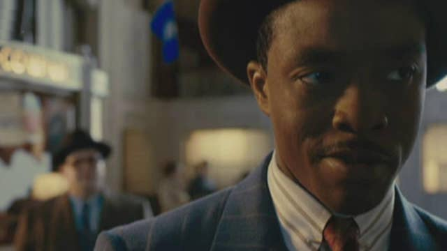 'Marshall' isn't your typical biopic