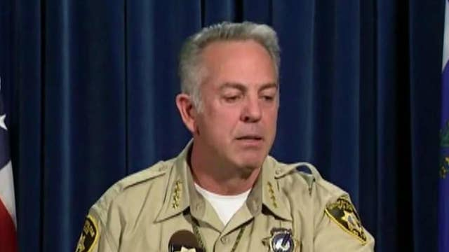 Las Vegas sheriff gives new details on shooting timeline