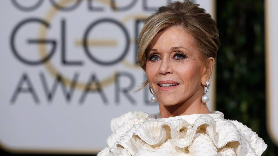 Hollywood veteran Jane Fonda revealed she learned of the allegations against mogul Harvey Weinstein a year ago but chose to say noting because, 'It didn't happen to me.'
