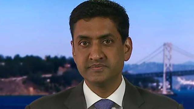 Rep. Khanna: I'm concerned health care premiums will rise