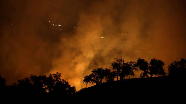 Northern California wildfires kill at least 38 people