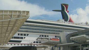 Girl fell several floors on a Carnival Cruise ship docked in Miami.