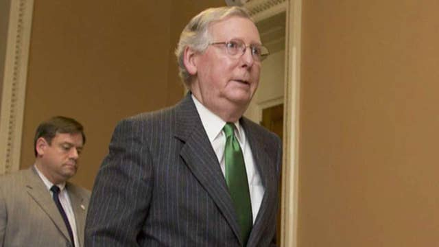 Conservative group wants to oust Mitch McConnell