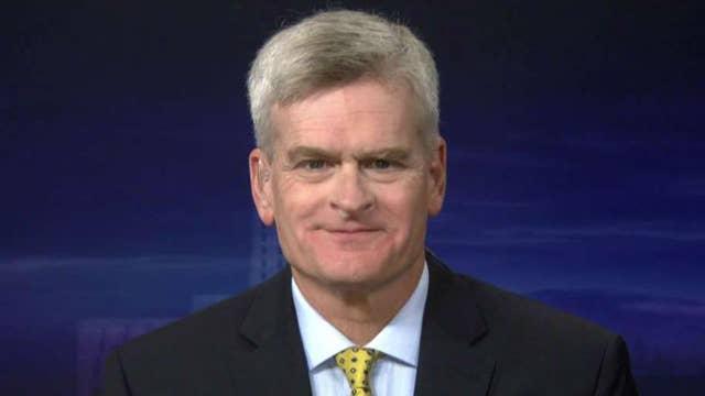 Sen. Bill Cassidy on health care reform, gun control debate