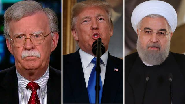 Eric Shawn reports: Changing the Iran deal