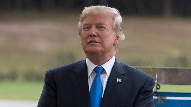 Eric Shawn reports: President Trump talks health care reform