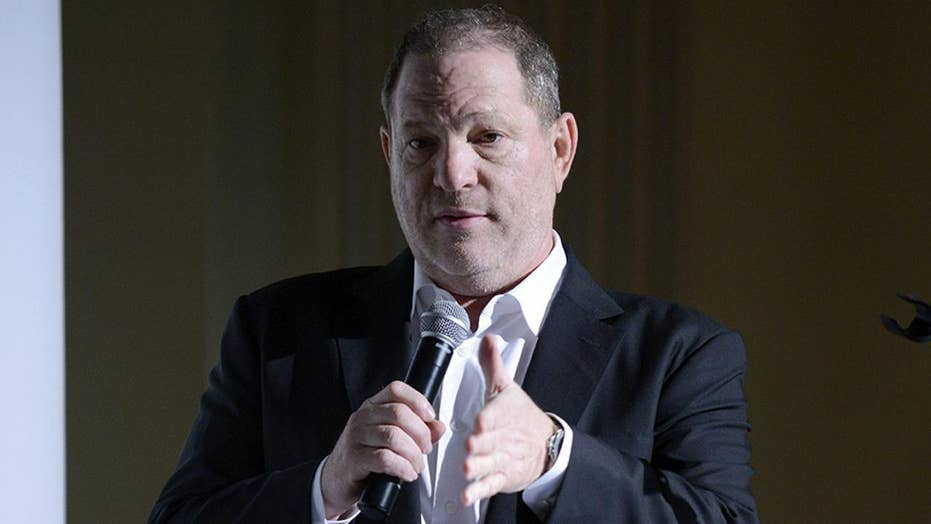 Denouncing Harvey Weinstein