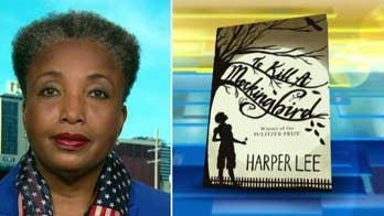 Former Vanderbilt professor Carol Swain reacts on 'Fox & Friends' after school district pulls Harper Lee's 'To Kill a Mockingbird.'