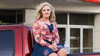 Country singer Kaylee Keller has 'enough self worth' to say 'no' to opportunities that conflict with her values