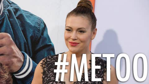 Alyssa Milano's #MeToo hashtag sheds light on sexual assault