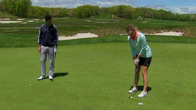 'Fox & Friends First' goes golfing
