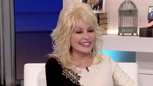 Dolly Parton opens up about first children's album