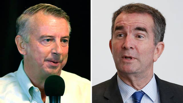 Virginia governor's race could be crucial for both parties