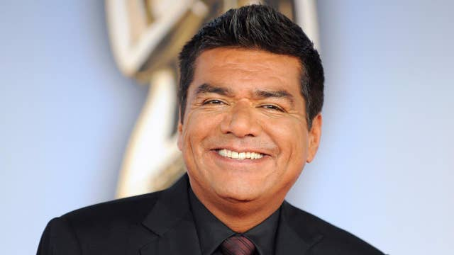 George Lopez booed off stage for repeated Trump jokes