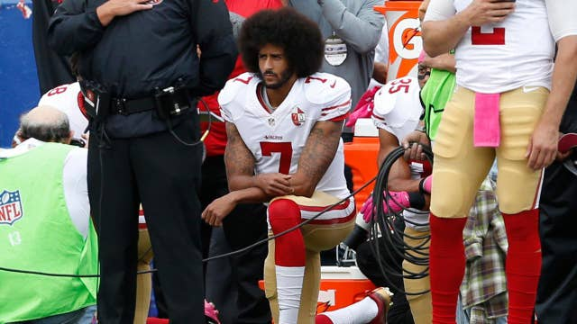 Colin Kaepernick takes action against the NFL for collusion