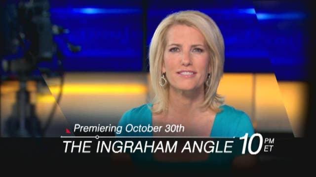 Laura Ingraham previews 'The Ingraham Angle'