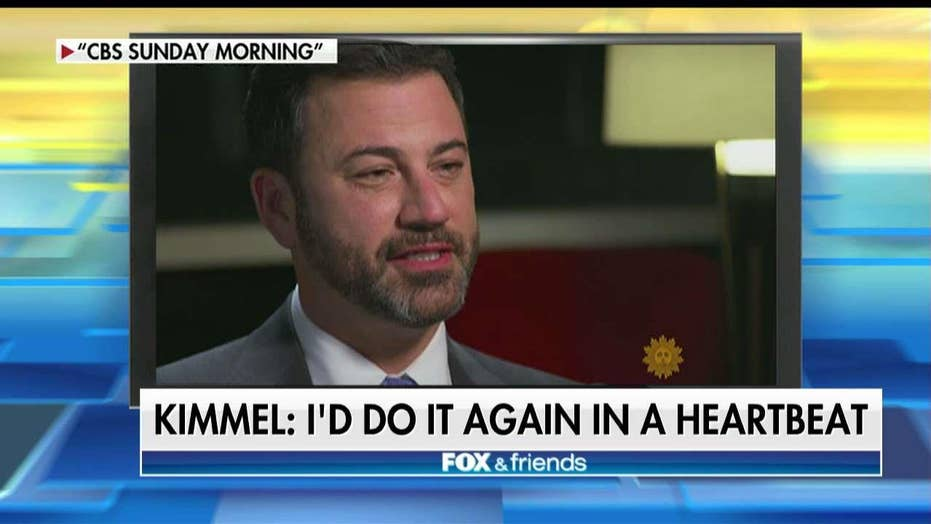 Jimmy Kimmel on Losing GOP Viewers: 'Not Good Riddance, But Riddance'